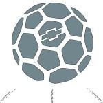Chevrolet-Logo-Soccer-Ball-Pumpkin-Stencil