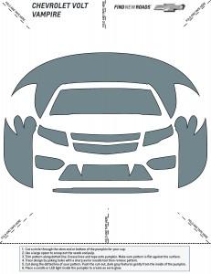 Chevrolet-Volt-Vampire-Pumpkin-Stencil