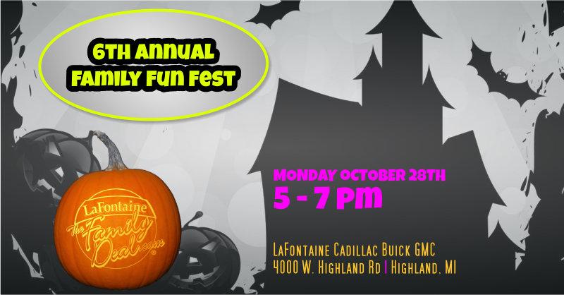 LaFontaine Family Fun Fest