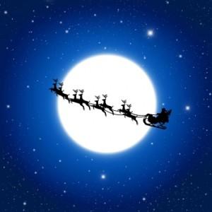 Santa-Claus-Reindeer-LaFontaine
