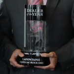 History is Made at LaFontaine Cadillac Buick GMC