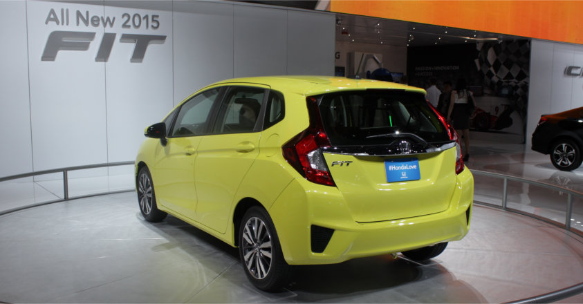 Introducing-The-2015-Honda-Fit-Exterior