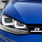 The 2015 Volkswagen Golf R Hatchback