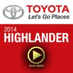 2014 Toyota Highlander Video Walkaround