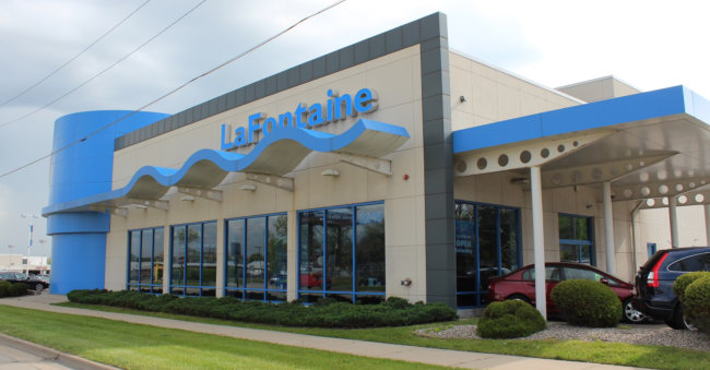 lafontaine honda dearborn michigan