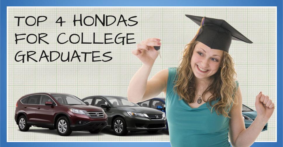 Top-4-Hondas-For-College-Grads