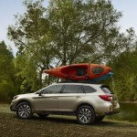Take the All-New 2015 Subaru Outback on a Hike this Summer