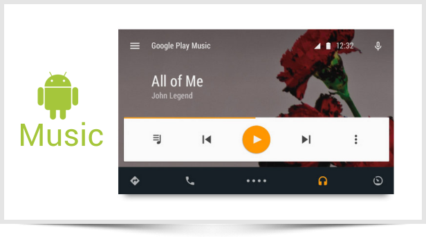 Android-Auto-Music