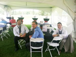 LaFontaine-Cadillac-VIP-Hospitality-Tent