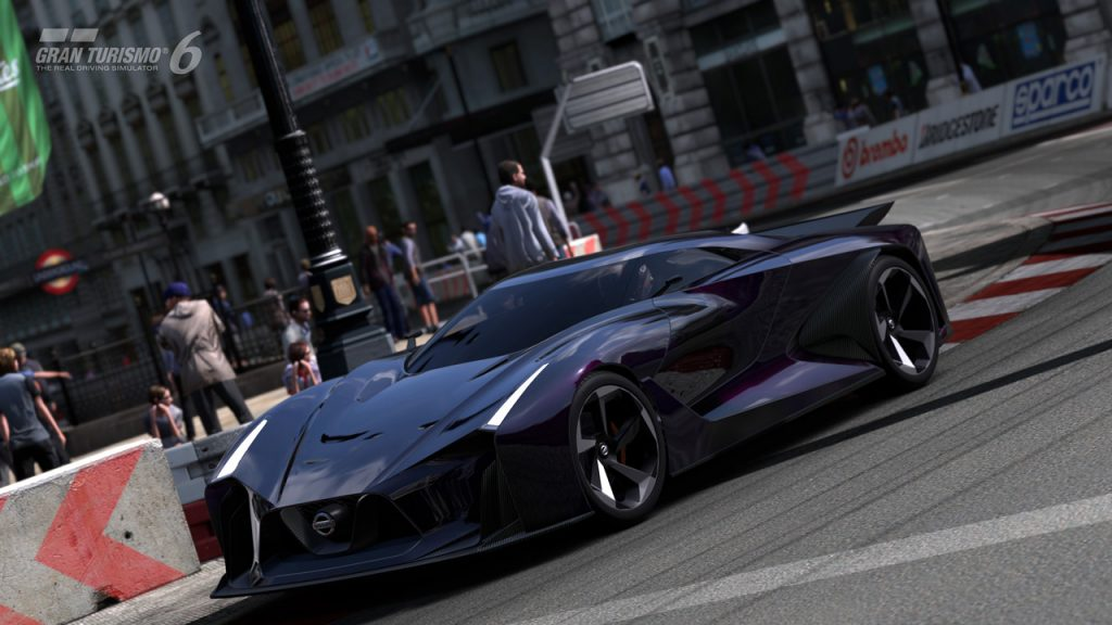 Nissan Concept Vision 2020 The Future Is Downright Dirty