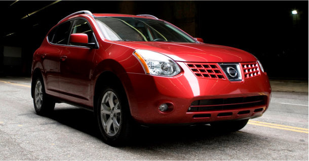 2008-Nissan-Rogue-Safe-Used-Cars-For-Teens