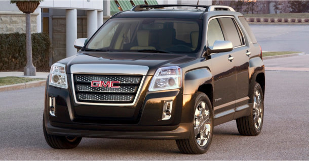 2010 GMC Terrain Safe Used Cars For Teens