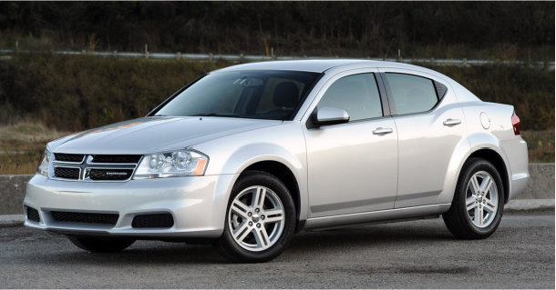2011-Dodge-Avenger-Safe-Used-Cars-For-Teens
