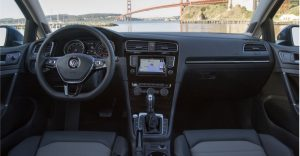 2015-Volkswagen-Golf-TDI-Interior