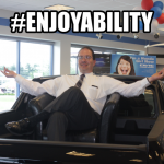 #Enjoyability at the LaFontaine Import Super Center