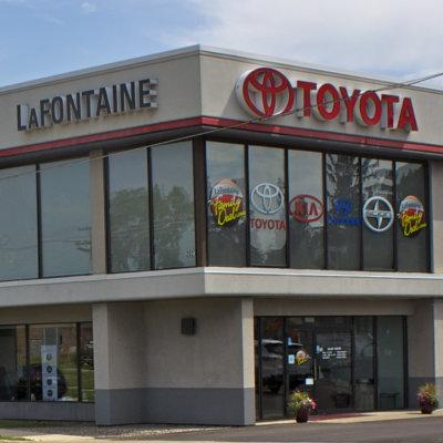 Lafontaine toyota dearborn mi for Lafontaine honda dearborn