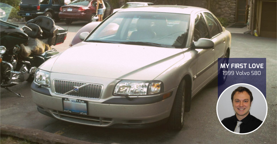 Bobby-Lundwall-1999-Volvo-S80