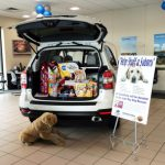 Last Day Dog Rescue August Adoption Drive at LaFontaine Subaru