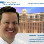 Jason Stum Selected to Present at the 2014 DrivingSales Executive Summit
