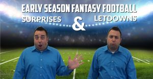 Early-Season-Fantasy-Football-Surprises-Letdowns