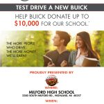 Milford-High-School-Buick-Test-Drive-Flyer