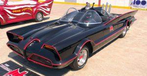 The 1960's Vintage Batmobile