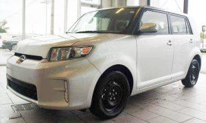 2014 Scion xB Consumer Reports Most Reliable Compact Car