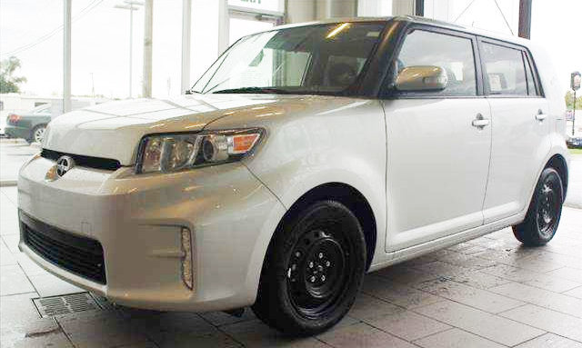 2014 Scion xB Consumer Reports Most Reliable Compact Car