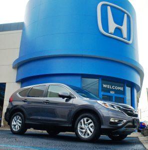 2015 Honda CR-V at LaFontaine Honda in Dearborn, MI