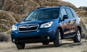 2015-Subaru-Forester-CR-Most-Reliable-Small-SUV