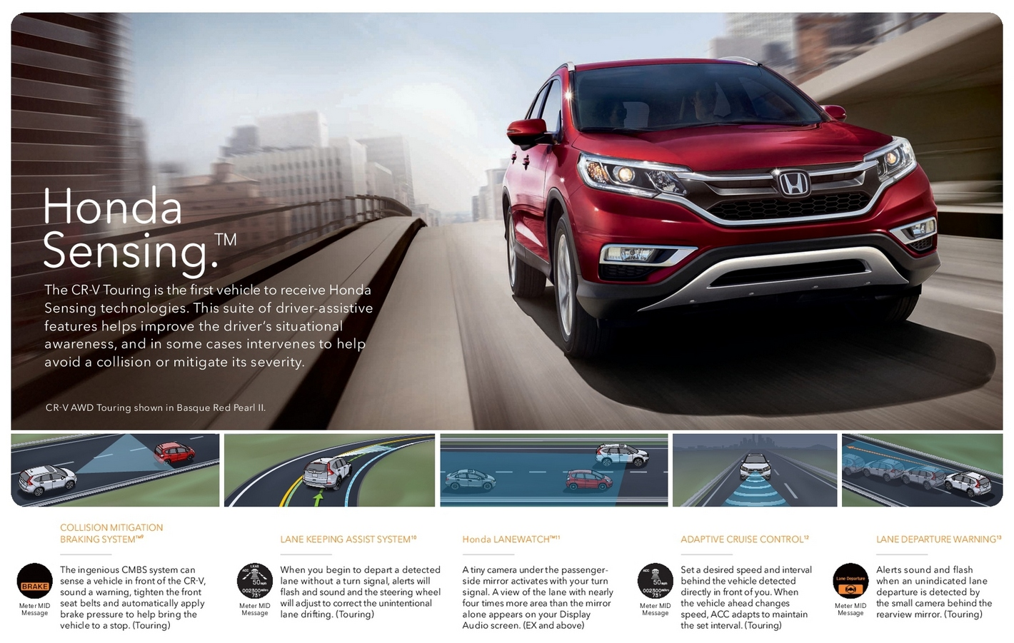 introducing the 2015 honda cr v motor trend 39 s suv of the