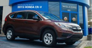Introducing the 2015 Honda CR-V