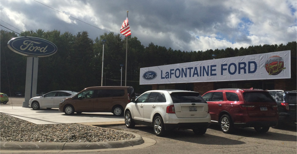 addition of lafontaine ford of gladwin to our family of dealerships. Cars Review. Best American Auto & Cars Review