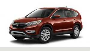 2015 Honda CR-V in Copper Sunset Pearl