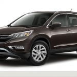 2015 Honda CR-V in Kona Coffee Metallic