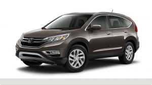 2015 Honda CR-V in Urban Titanium Metallic