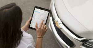 2015 Chevrolet Malibu 4G LTE Connectiviity