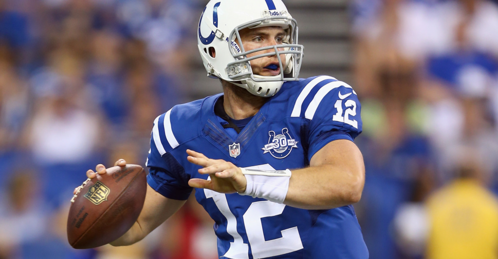 Andrew Luck Blog