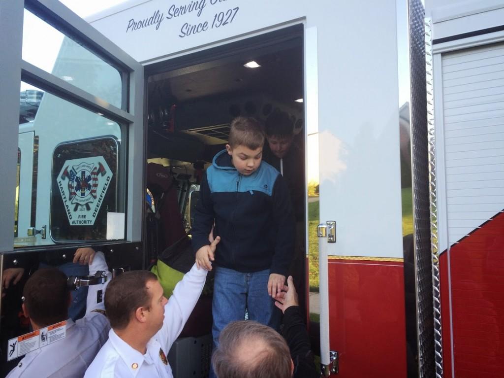 Hartland-Area-Fire-Truck-Tour