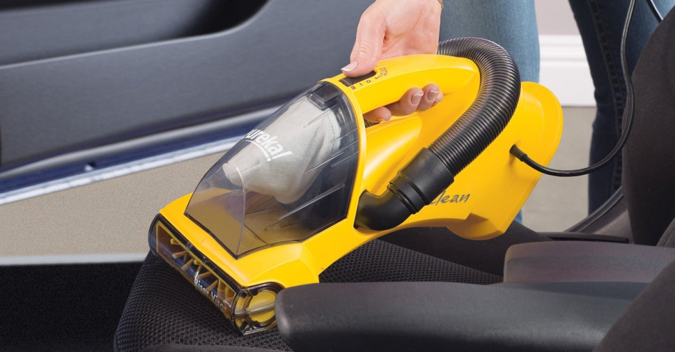 07 - Eureka Easy Clean Handheld Vacuum