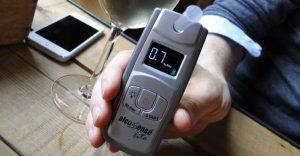 11 - AlcoSense Digital Breathalyser Lite