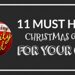 11 Must Have Christmas Gifts for your Car