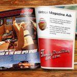 1985 Nissan King Cab Vintage Magazine Ads\