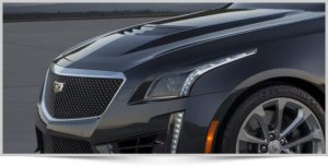 2016 Cadillac CTS-V Front Grill