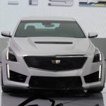 V for Vroom? 2016 Cadillac CTS-V Debuts at Detroit Auto Show