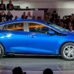 2016 Chevrolet Volt at the Detroit Auto Show