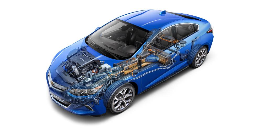 2016 Chevrolet Volt Voltec Propulsion System