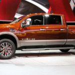 2016 Nissan Titan XD at NAIAS