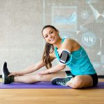 top 4 fitness apps