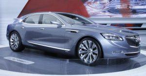 Buick Avenir Concept at NAIAS